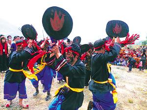 彝族祭龙节-彝族节日