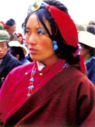 藏族望果节与赛马会-藏族的节庆习俗