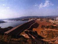 中国规模最大的堆石坝