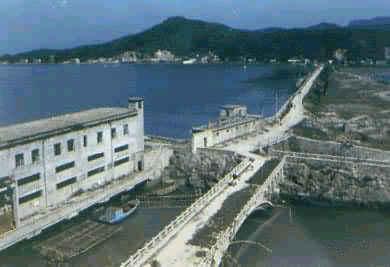 中国最大的潮汐电站