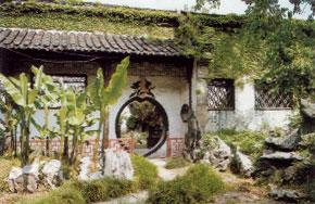 扬州小盘谷-私家园林