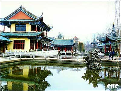 昆明-第一批历史名城