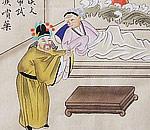 二十四孝之汉文帝试疾尝药