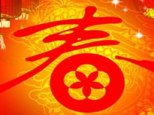 春节的部分图片