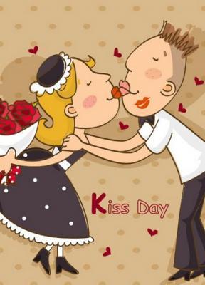 亲吻情人节--这